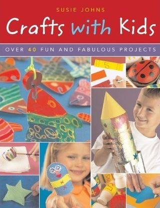 Crafts with kids cover